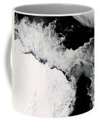 Sea Ice In The Southern Ocean Coffee Mug