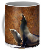 Sea Lions Coffee Mug
