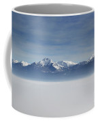 Sea Of Fog Coffee Mug