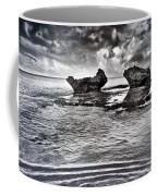 Sea Ripples Coffee Mug