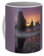 Sea Stacks Off The Oregon Coast Coffee Mug