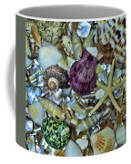 Sea Treasure - Square Format Coffee Mug