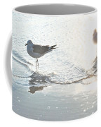 Seagulls In A Shimmer Coffee Mug