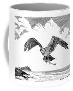 Seahawk Dinnertime Coffee Mug