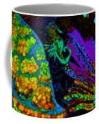 Seahorse Mosaic Coffee Mug