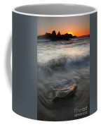 Seal Rock Sunset Coffee Mug