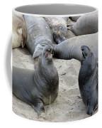 Seal Spa. Men's Talk2 Coffee Mug