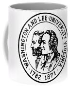 Seal: Washington & Lee Coffee Mug