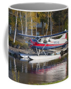 Seaplane On Moosehead Lake In Maine Canvas Photo Poster Print Coffee Mug