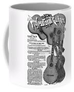 Sears Ad - Guitars 1902 Coffee Mug
