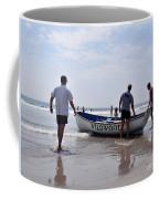 Seascape 65 Coffee Mug
