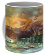 Seascape Impression In Spain 02 Coffee Mug