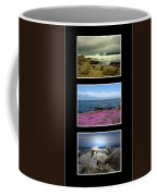 Seascape Triptych Coffee Mug