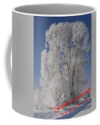 Seasons Greetings From Down The Road Coffee Mug