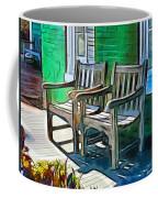 Seating For Two Coffee Mug