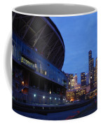 Seattle Sky At Dusk Coffee Mug