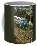 Seattle Sounder Train Coffee Mug