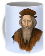 Sebastian Cabot, Italian Explorer Coffee Mug