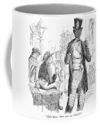 Secession Crisis, 1861 Coffee Mug
