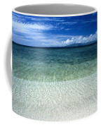 Secluded White Sands Beach Coffee Mug