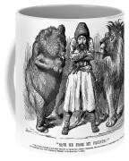 Second Afghan War 1878 Coffee Mug