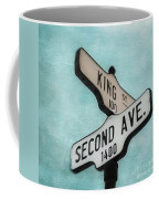 second Avenue 1400 Coffee Mug