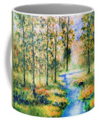 Secret Rivers Coffee Mug