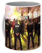 Security And Lights Coffee Mug