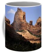 Sedona Arizona - Greeting Card Coffee Mug