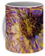 Seize The Day - Abstract Art Coffee Mug