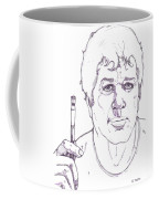 Self Portrait Number 3 Coffee Mug