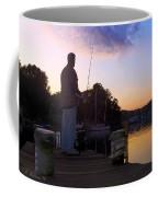 Self Silhouette Coffee Mug