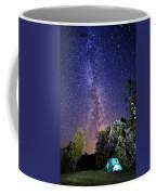 September Night Sky Coffee Mug