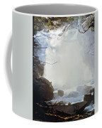 Sequoia Nat Pk Waterfalls Coffee Mug