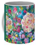 Serendipity Floral Coffee Mug