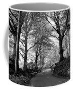 Serene Winding Country Road Coffee Mug