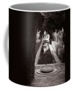 Serenity In Sepia Coffee Mug