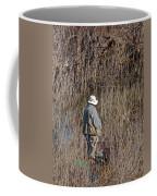 Serious Fisherman Coffee Mug