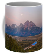 Setting Moon Coffee Mug