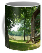 Settlers Cabin Arkansas 4 Coffee Mug