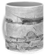 Sevastopol: Diver, 1858 Coffee Mug