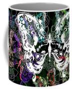 Seven Butterflies Coffee Mug