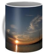 Seven Mile Bridge Sunset Coffee Mug