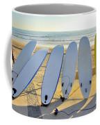 Seven Surfboards Coffee Mug