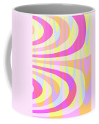 Seventies Swirls Coffee Mug