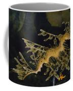 Several Views Of The Leafy Sea Dragon Coffee Mug by Paul Zahl