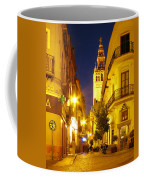 Sevilla At Night Coffee Mug