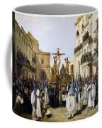 Seville: Good Friday, 1862 Coffee Mug
