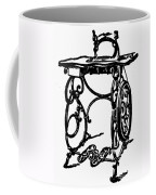 Sewing Machine Coffee Mug