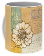 Shabby Chic Floral 1 Coffee Mug